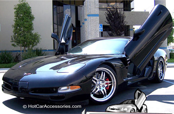 Vertical Doors Vette C